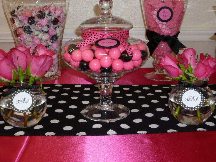 Spoonful Of Sugar Custom Candy Buffets Back To Back In