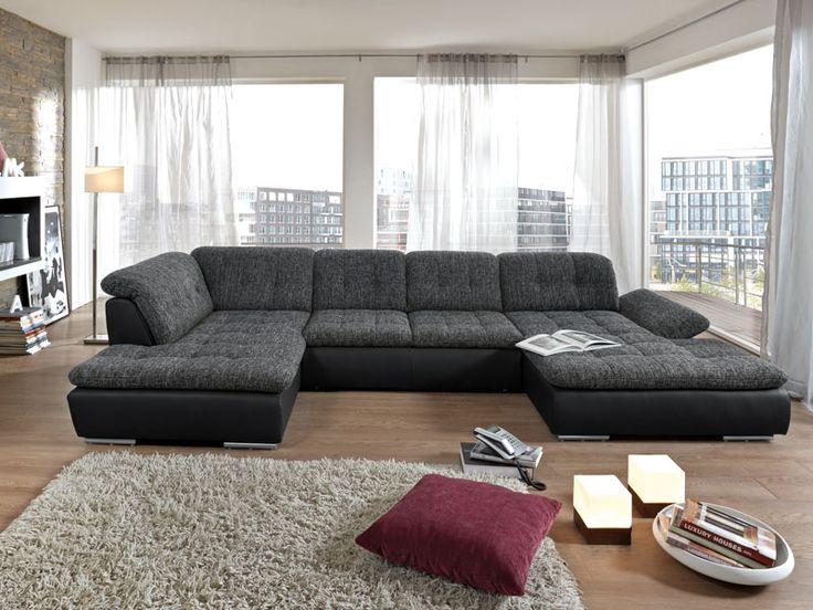 megapol lomo linos wohnlandschaft ecksofa sofa 2 sitzer kombielement 2 5 sitzer und canape