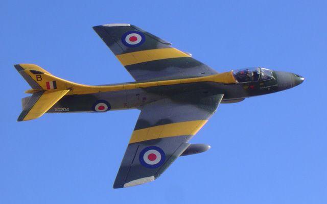 RAF Hunter F mk6 #Kia #Optima #Rvinyl