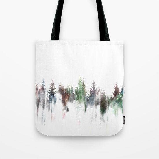 Forest Tote Bag by JKdizajn - $22.00
