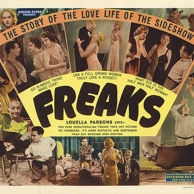 Freaks – CANETTV, Guatemala, Belice, Honduras, El Salvador, Nicaragua, Costa Rica, Panamá TV