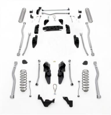 2014 JEEP WRANGLER (JK) Rubicon Express 3.5 Inch Extreme Duty 4-LINK Long Arm Lift Kit: 3.5 Inch… #AutoParts #CarParts #Cars #Automobiles