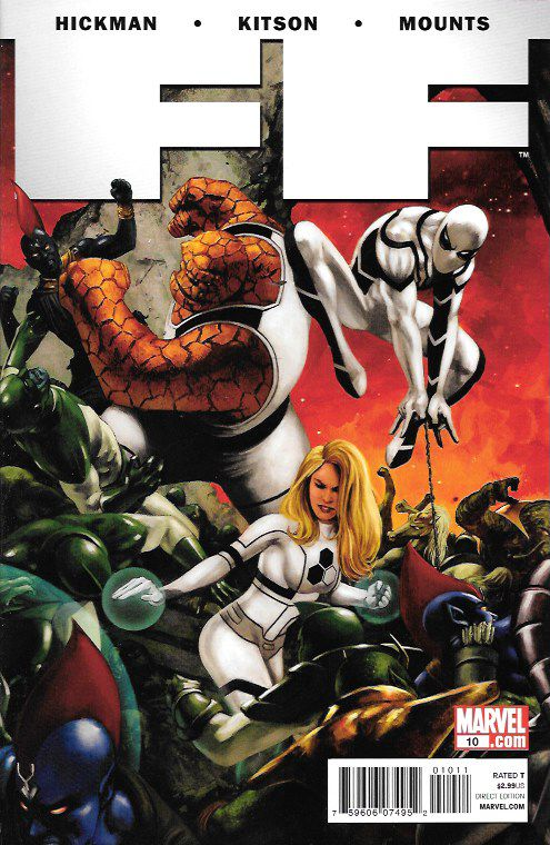 """The War of Four Cities: Part 7 : """"What I Need """" __Written By Jonathan Hickman…"""