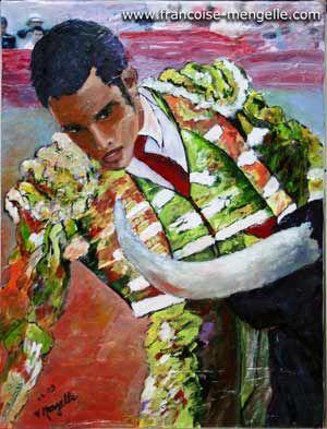 Françoise Mengelle – Artiste Peintre | MultiPl'Art