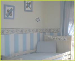 Baby Aviator Room