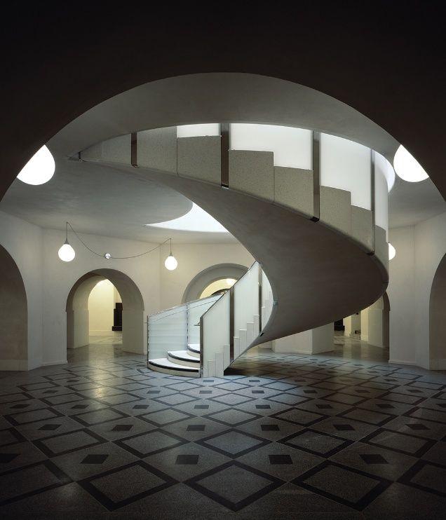 Tate Britain refurbishment by Caruso St John Architects | Building Studies | Building Design