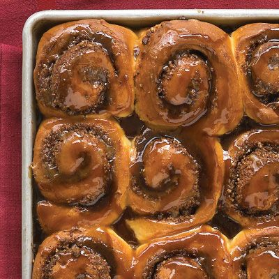 Cinnamon Nut Biscuits Recipe - Delish.com