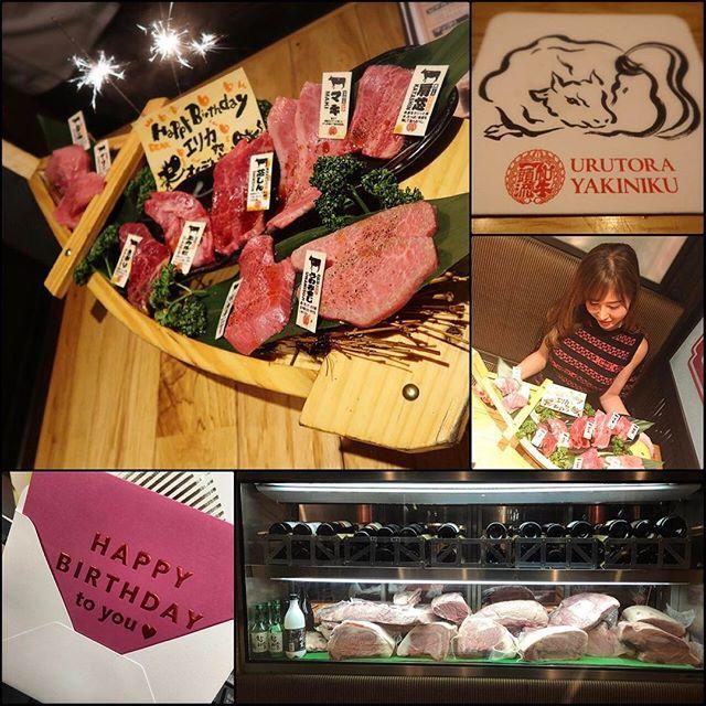 肉舟盛り😜フォトジェ肉❤#yakiniku#birthday#happybirthday#princess#akasa#焼肉#肉#肉舟盛り#赤坂#フォトジェニック#フォトジェ肉#姫#一時帰国