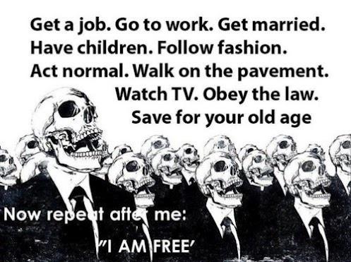 """I AM FREE"""