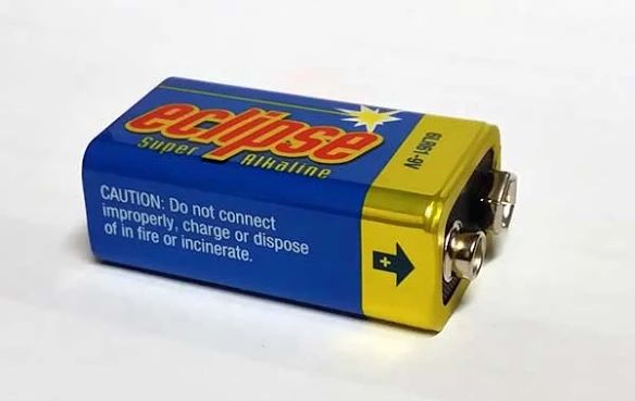 $2.99 9v Battery Single Use | Cameras Direct Australia