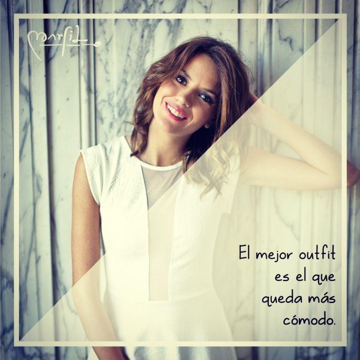 www.marfil.com.ar El mejor outfit es el que queda mas cómodo
