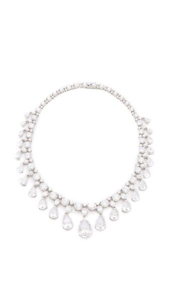 Kenneth Jay Lane Vanderbilt Necklace