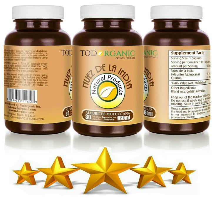 Nuez De La India Pills - Weight Loss and Colon Cleanse - $21.49. https://www.tanga.com/deals/2fd755539d2d/nuez-de-la-india-pills-weight-loss-and-colon-cleanse #HomeMadeColonCleanseDiet