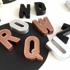 Upcycling Spielzeug - Magnetbuchstaben stylisch aufwerten www.meinefabelhaftewelt.de