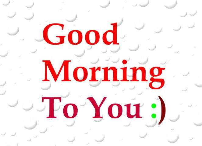 ... Good Morning Quotes And Statuses | Good Morning, Mornings and Good Day