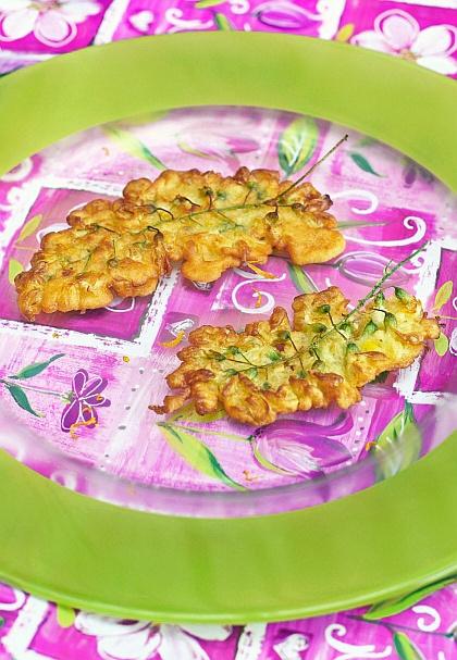 Kwiaty Akacji W Ciescie Nalesnikowym Yum Food Desserts