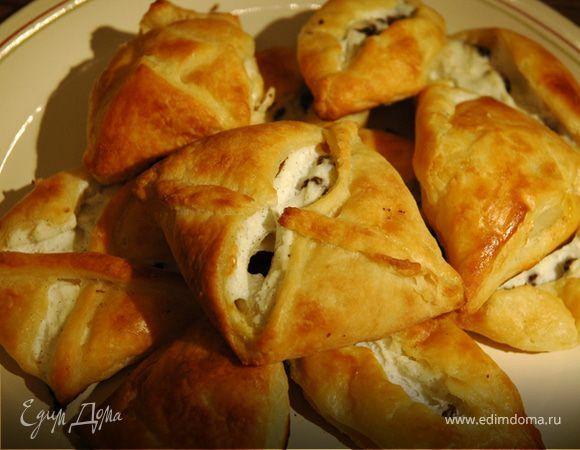 Пирожки с творогом в духовке, гречка по-восточному, морковный суп пюре с сельдереем: рецепт и видео от Юлии Высоцкой