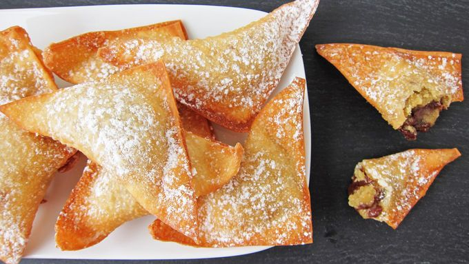Wonton Wrapper Dessert Ideas That Will Totally Surprise You - Tablespoon.com