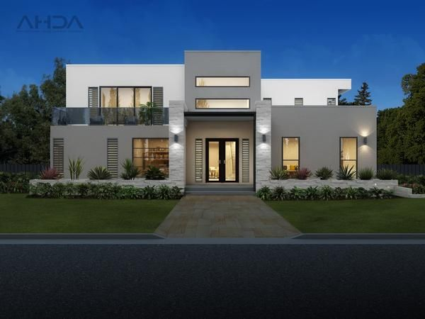 This modern and sophisticated family home features five bedrooms and multiple living areas.  On entering the home on the ground floor there is a large dedicated lounge room to the right.  To the left is a good sized open study as well as hallway access to bedroom five, a full sized bathroom and the laundry.  The centre of the home features a windowless media room with additional storage.  The rear of the ground floor is taken up by the large open plan family, kitchen and dining rooms.  The…