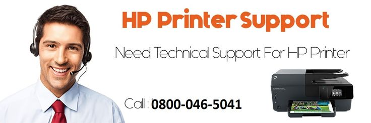 Call now for hp printer Technical Support 0800-046-5041.