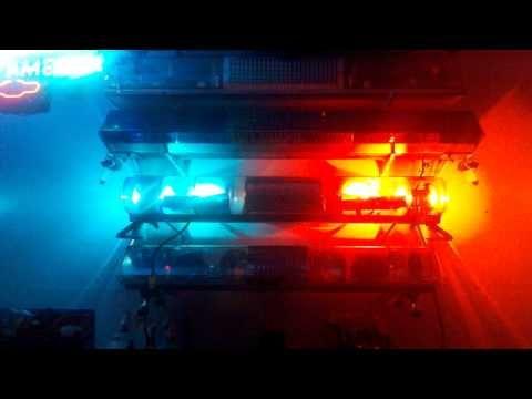 Federal Signal AeroTwinSonic 24XQ lightbar