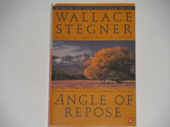 Wallace Stegner  Angle of Repose  Penguin by notesfromtheattic