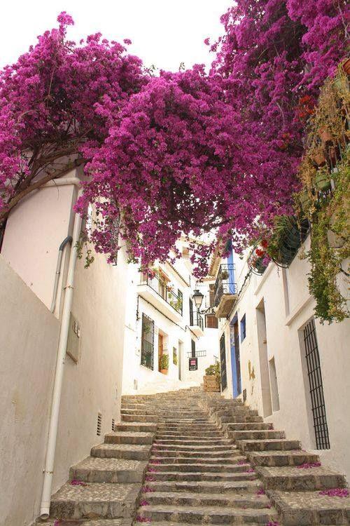Altea, Valencia, Spain.                                                                                                                                                                                 Más