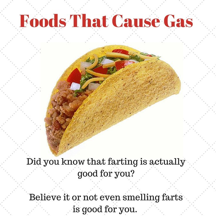 Food That Make You Fart A Lot