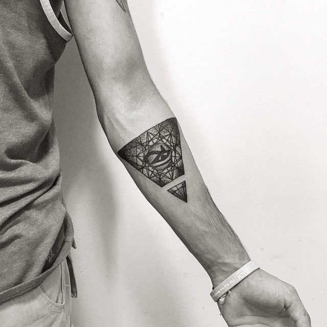 Triangle Tattoos Tattoo S Tattoos Triangle Tattoos Triangle