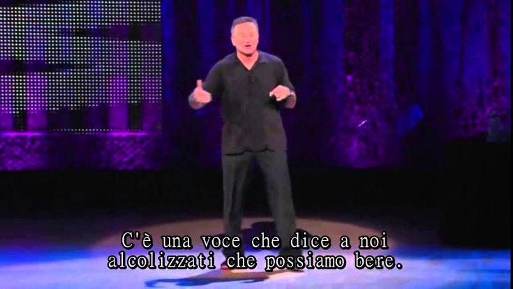 Robin Williams - Alcol (SUB ITA)