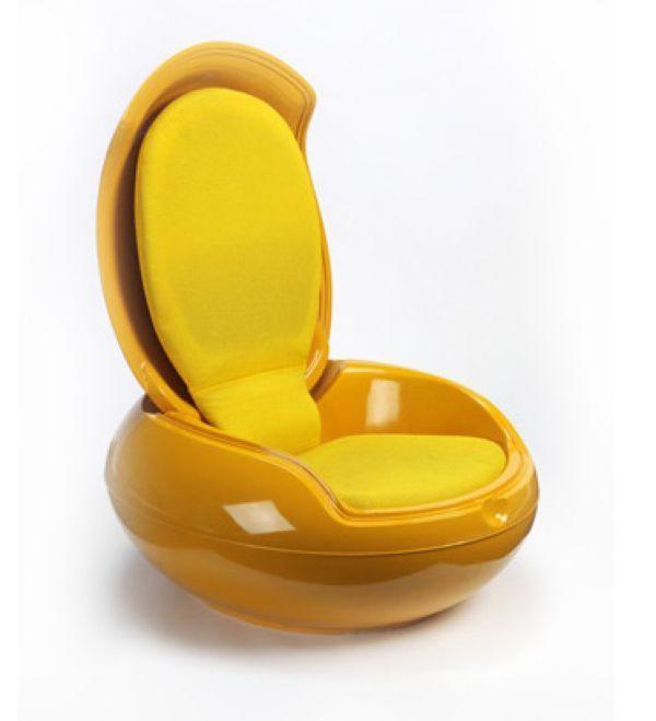 Интересное и забытое - быт и курьезы прошлых эпох. - Необычные стулья и кресла.