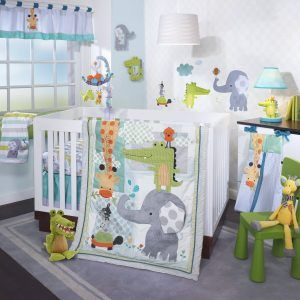 Gender Neutral Nursery Bedding Sets