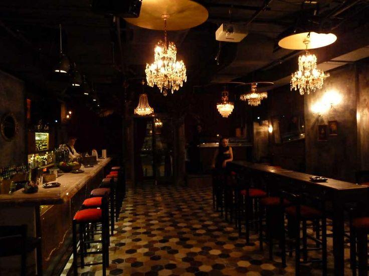 Faust bar Athens