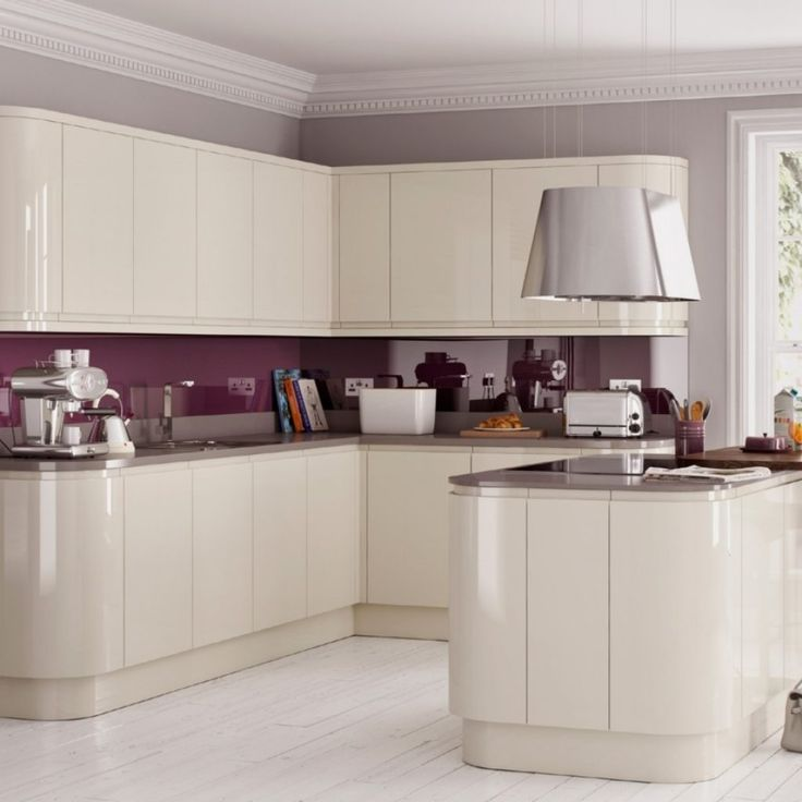Cream Kitchen Doors: Best 25+ High Gloss Kitchen Cabinets Ideas On Pinterest