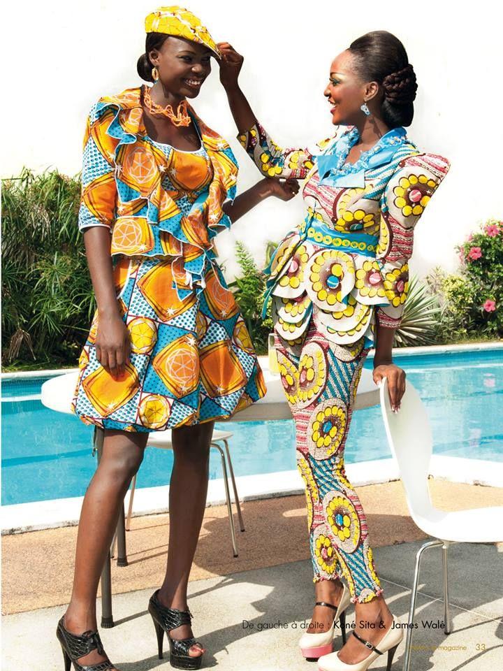 La mode et les stylistes-, au, s n gal
