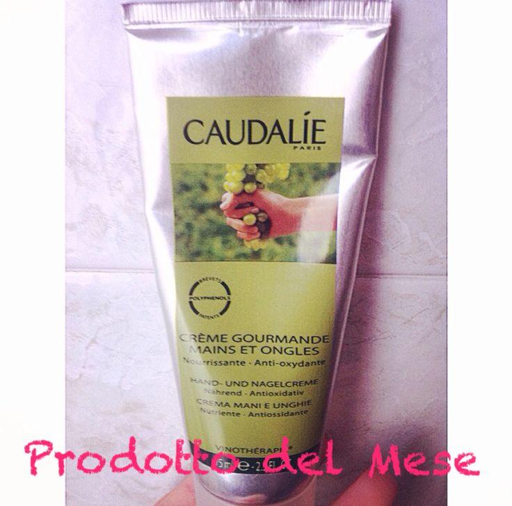 Scopri qui il mio prodotto del mese, la Crema Mani e Unghie di Caudalie: http://wp.me/p3Zgn9-8M