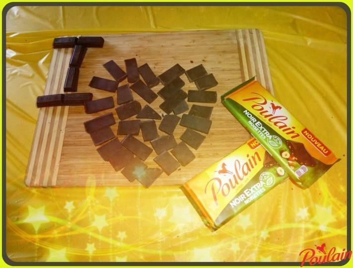 Rien de mieux que du chocolat pour dire à quel point on aime le #ChocolatPoulain !