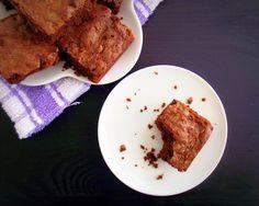 Lee Cookies: Brownie - Yumurtasiz Sütsüz Islak Kek