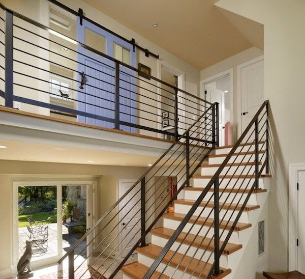 33 Staircase Designs Enriching Modern Interiors With: Best 25+ Interior Railings Ideas On Pinterest