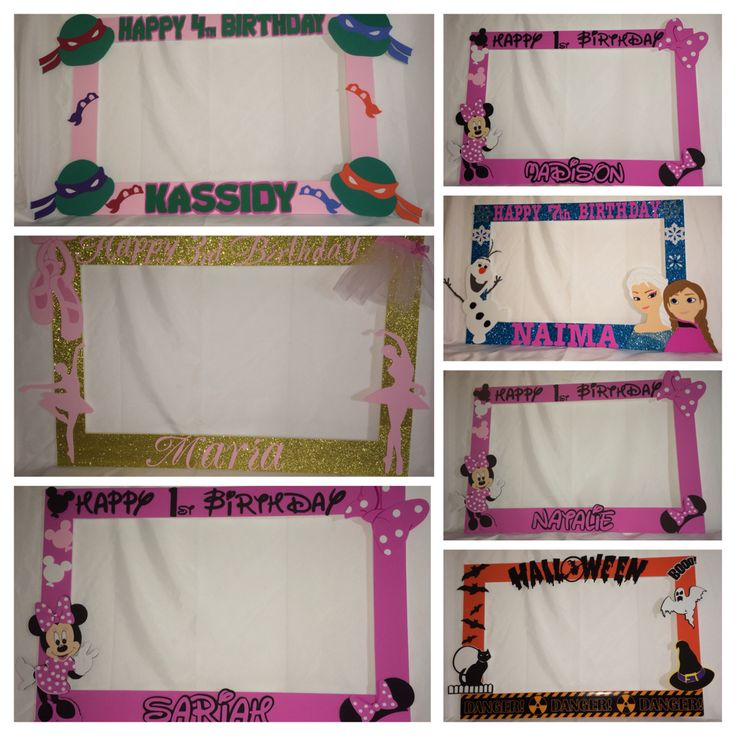 photo booth frame photo frames props booth pinterest. Black Bedroom Furniture Sets. Home Design Ideas