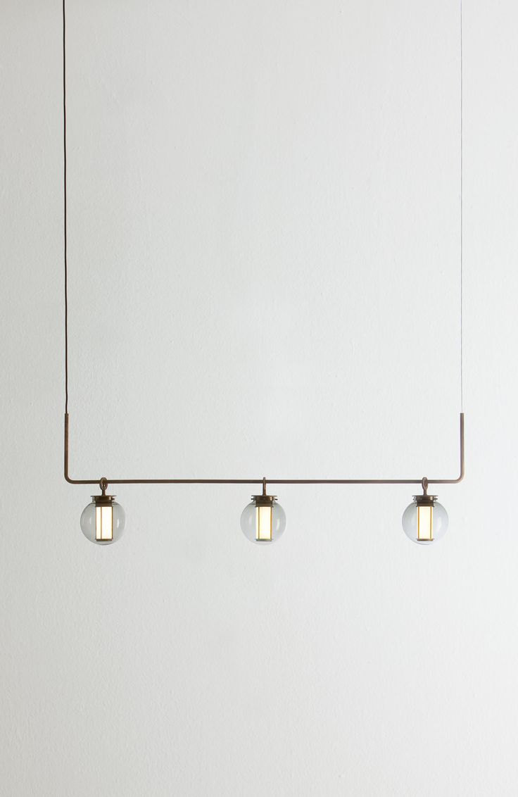 Parachilna's New Lighting Collection by Neri & Hu | Yellowtrace