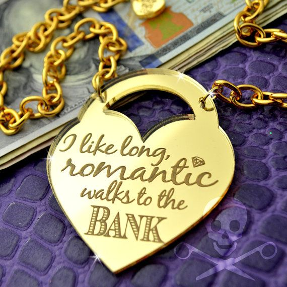 EXPENSIVE TASTE- Gold Or Silver Padlock Necklace Precisely Cut Laser Cut Acrylic