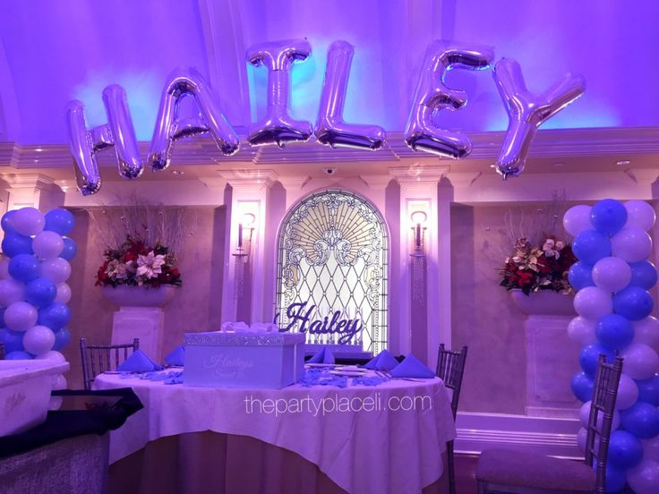 The 25 best sweet 16 themes ideas on pinterest sweet 16 for 16th birthday decoration