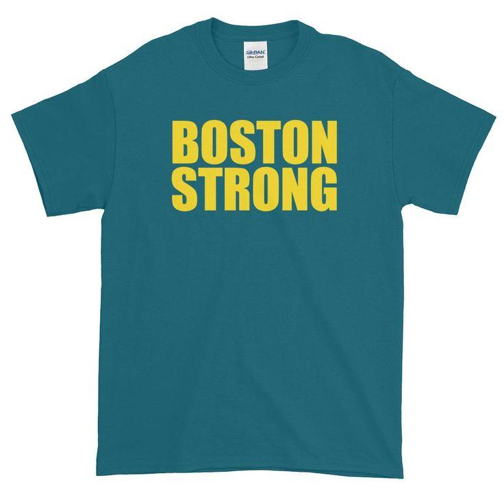 Boston Strong Short-Sleeve T-Shirt