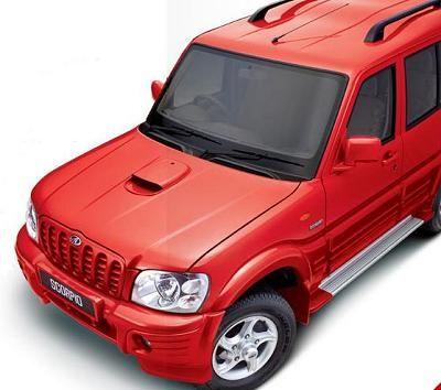 Mahindra Scorpio GLX 25 CRDe 4WD