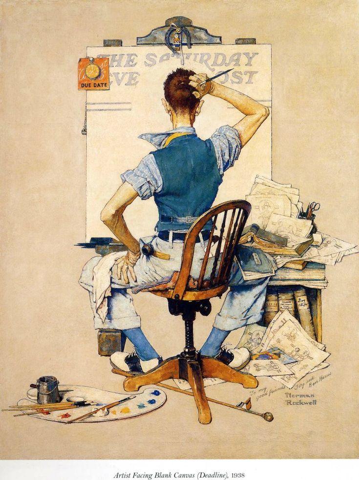 Жизнь в Америке Норман Роквелл(Norman Percevel Rockwell) 1894-1978г: igorinna