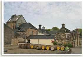 Dalmore Whisky Distillery