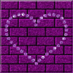 #heart Baby Angel Purple Heart