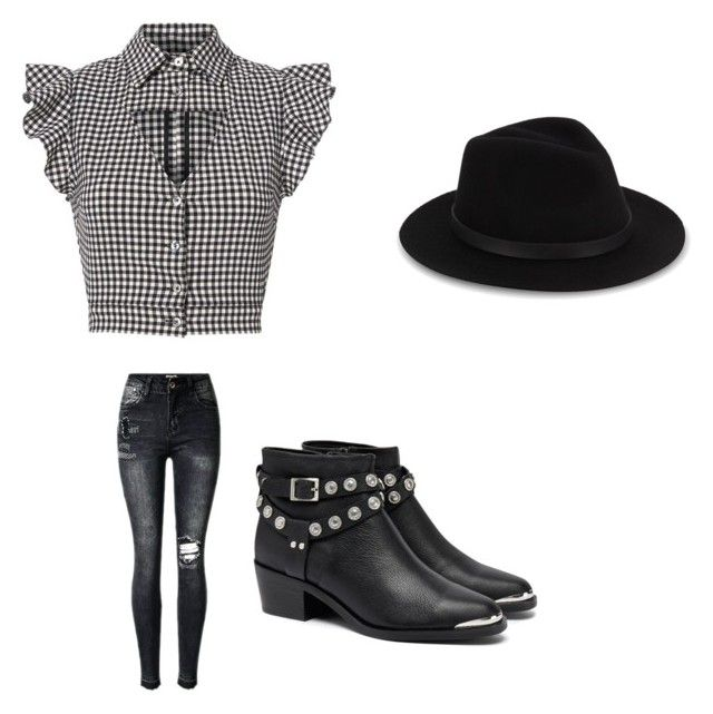 """""""Untitled #60"""" by anais-maria on Polyvore featuring Marissa Webb, Senso and Saks Fifth Avenue"""