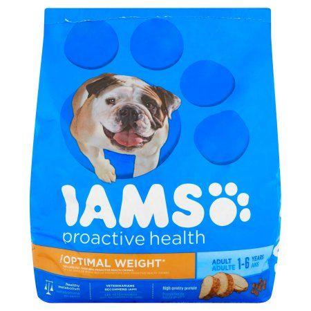 Iams ProActive Health Adult Weight Control Premium Dog Food 29.1 lbs, Multicolor